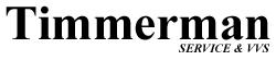 Timmerman SERVICE & VVS Logo