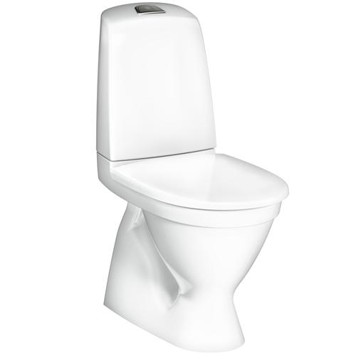 Storslåede Nyt toilet – Timmerman SERVICE & VVS LN66