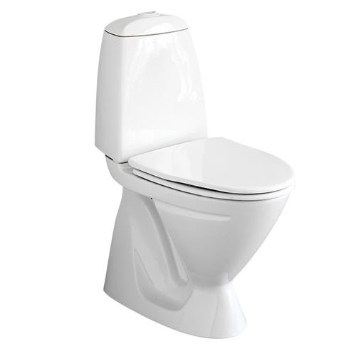 Nyt toilet Ifö Cera