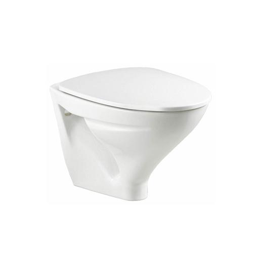 Nyt toilet væghængt skjult cisterne